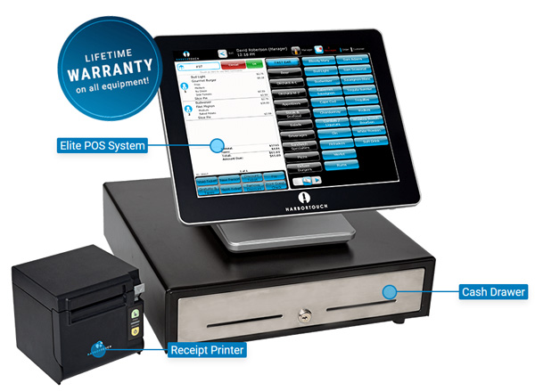 Hospitality Point of Sale System for Restaurants and Bars